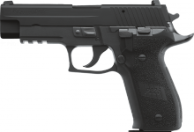 P226 AL SO BT BLACK